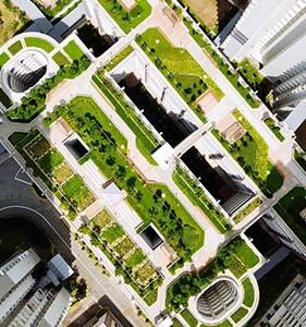 zeleni krovovi jadro split
