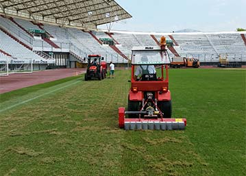 Prirodni travnjaci - nogomet Jadro Split